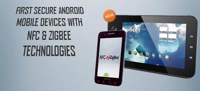 Tabletowo.pl TazPad V2: superbezpieczny tablet z NFC i systemem autoryzacji biometrycznej Nowości