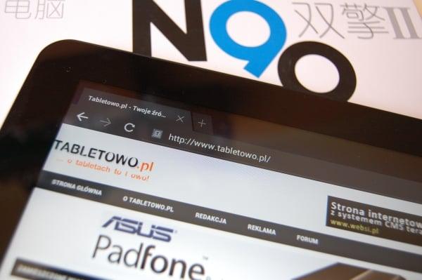 tablet window n90