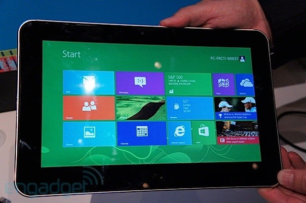Tabletowo.pl ZTE prezentuje tablet V98 z Windows 8, NFC, LTE i aluminiową obudową Chińskie Nowości