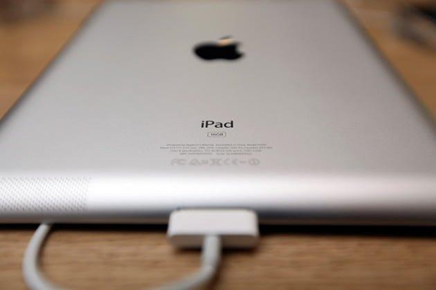 Tabletowo.pl Prawie połowa iPadów została zaktualizowana do iOS 6 Apple
