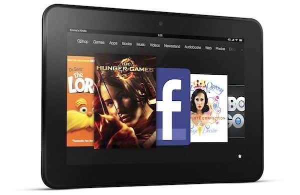 """Tabletowo.pl Amazon Kindle Fire HD 7"""" za 999 złotych Nowości"""