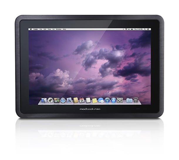 Tabletowo.pl Modbook Pro: 13,3-calowy tablet z OS X Mountain Lion i dyskiem SSD  Nowości