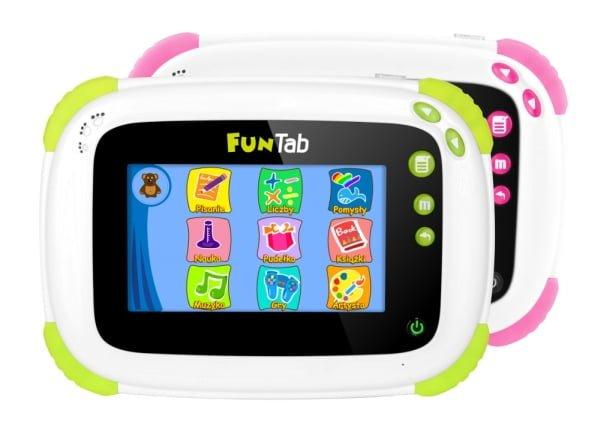 Overmax FunTab tablet dla dzieci