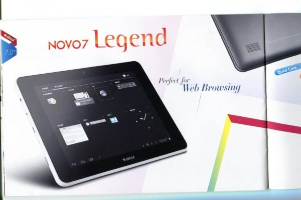 tablet ainol novo 7 legend