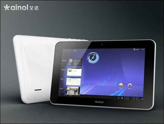 "tablet ainol novo legend 9,7"""