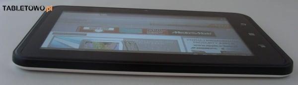Recenzja tabletu Apollo Quicki 731