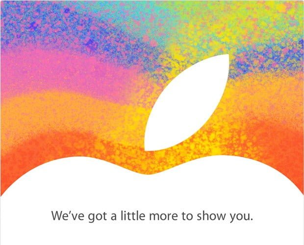 Tabletowo.pl To już pewne: prezentacja iPada mini już 23 października Apple Nowości