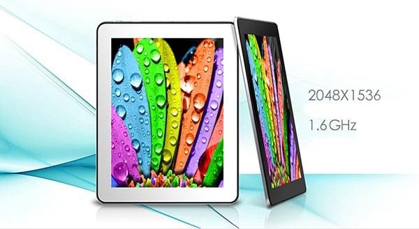 Tabletowo.pl CHUWI V99 z ekranem 2048 x 1536 za 290 dolarów Chińskie Ciekawostki Nowości