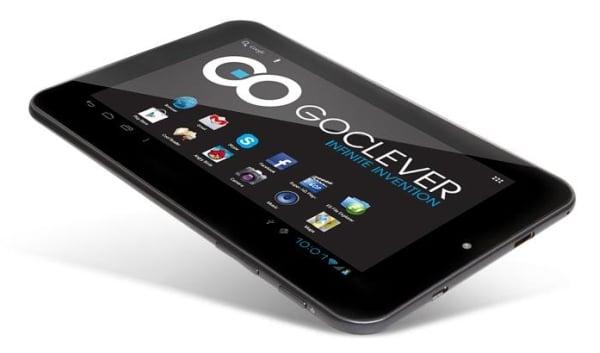 """Tabletowo.pl Goclever Tab M703G: tablet z 7"""" IPS 1024x600, GPS, Bluetooth i 3G za 619 złotych? Nowości"""
