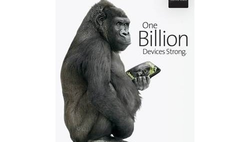 gorilla glass miliard