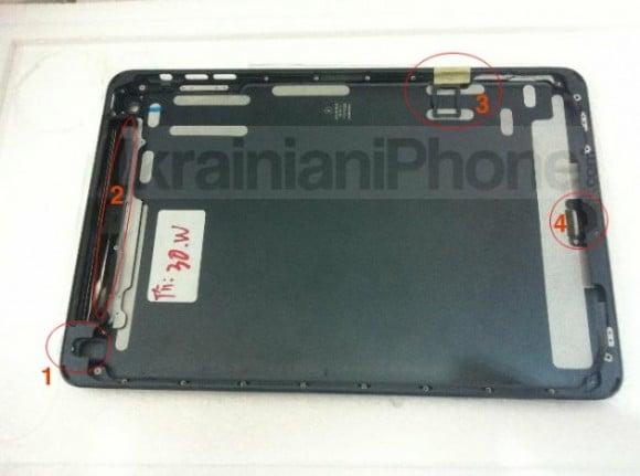 Tabletowo.pl iPad mini z czarną obudową i modemem 3G? Nowe zdjęcia potwierdzają plotki Apple Plotki / Przecieki