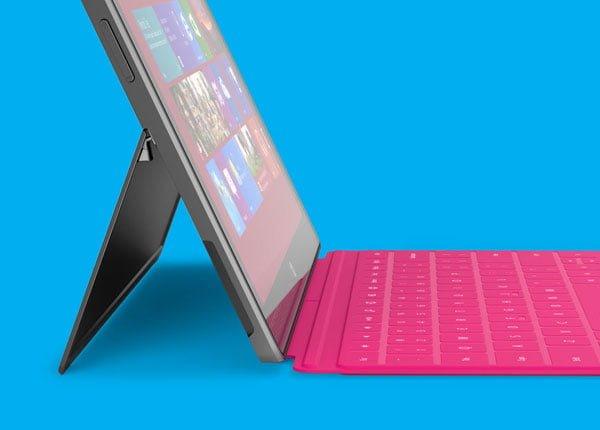 Tabletowo.pl Microsoft chce zbudować 3-5 milionów tabletów Surface jeszcze w tym kwartale Microsoft