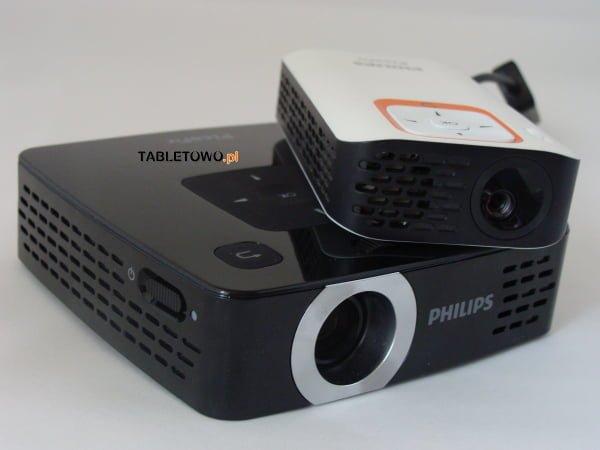 Test projektorów Philips PicoPix: PPX2480 i PPX2330