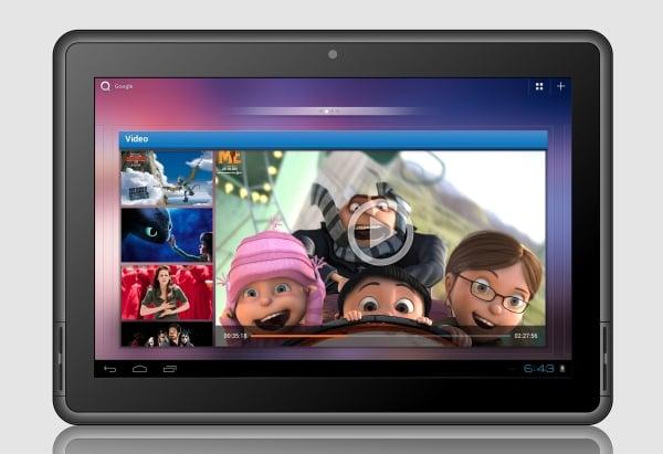 """Tabletowo.pl Plug 10.1: ekran 10,1"""" IPS 1280 x 800, dwa rdzenie i Jelly Bean za 899 złotych Nowości"""