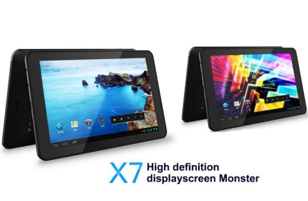 Tabletowo.pl SmartQ zapowiada dwa ciekawe tablety, w tym U7 z projektorem Nowości
