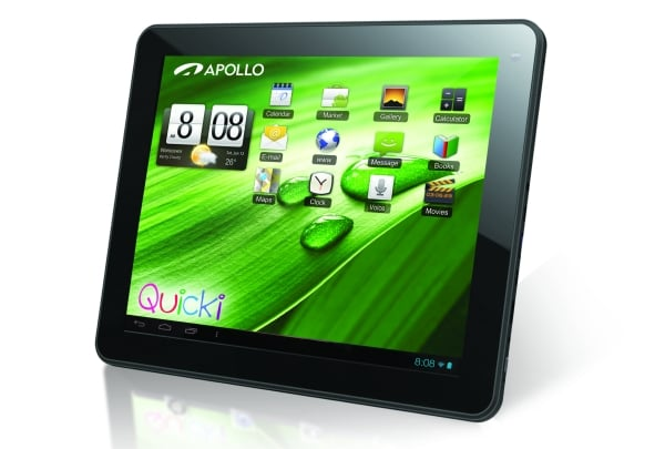 tablet apollo quicki 1041