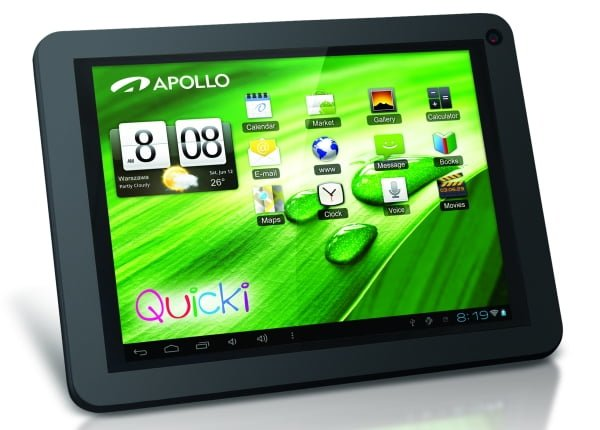 tablet apollo quicki 811