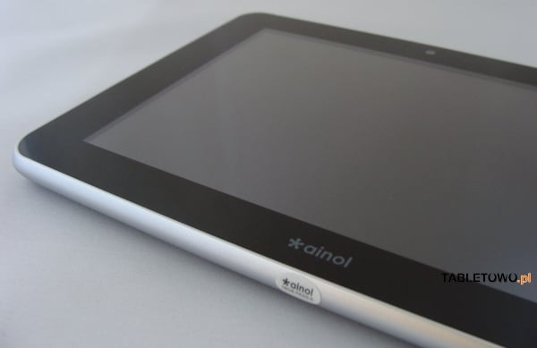 Recenzja tabletu Ainol Novo 7 Fire