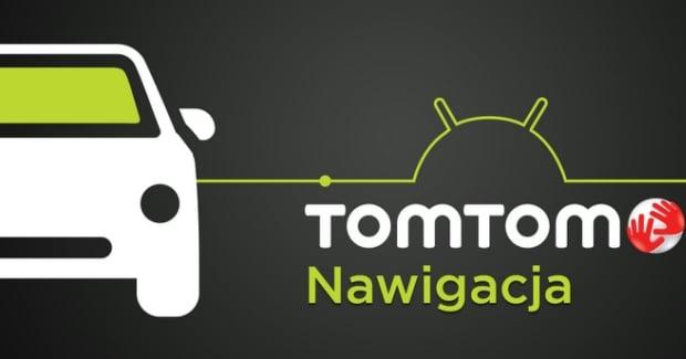Nawigacja TomTom android