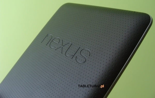 Tabletowo.pl Cena Google Nexus 7 obniżona do 899 złotych Asus Nowości
