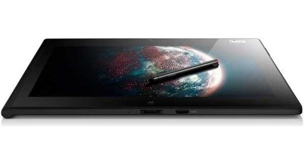 Tabletowo.pl Lenovo ThinkPad Tablet 2 w sprzedaży od 16 listopada Nowości