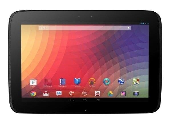 Tabletowo.pl Nexus 10 trafił do sprzedaży Nowości Samsung