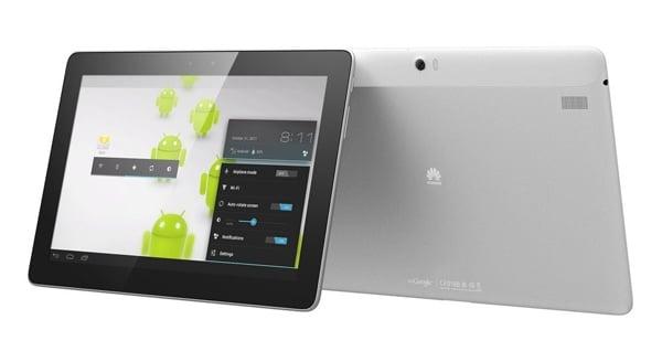 Tabletowo.pl Huawei MediaPad 10 FHD debiutuje w Niemczech Nowości