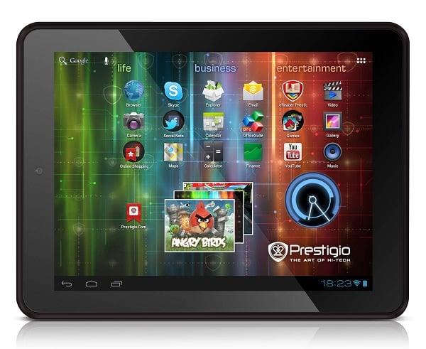 Tabletowo.pl 8-calowy Prestigio MultiPad PMP5580C DUO za 699 złotych Nowości