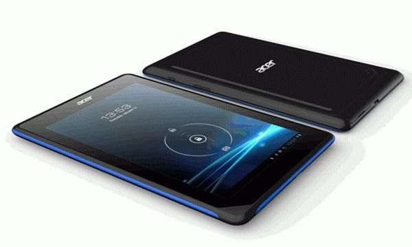 """Tabletowo.pl Tablet Acer Iconia Tab 7"""" z Androidem 4.2 i GPS za 599 złotych? Acer Nowości Plotki / Przecieki"""