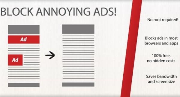 Tabletowo.pl Adblock Plus trafił do Google Play (wideo) Aplikacje Nowości