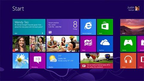 Tabletowo.pl Pierwsza aktualizacja Windows 8 już na dniach Microsoft Nowości