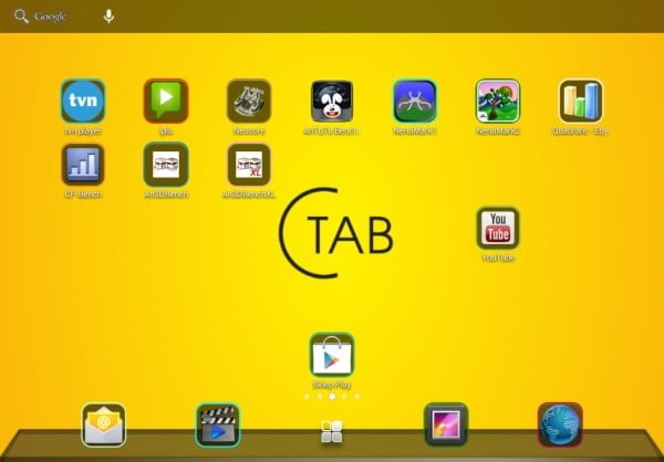 ctab2 tablet