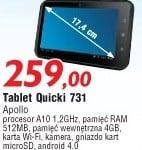 Tabletowo.pl Tabletowe promocje: cz.1 - supermarkety (tabelka) Nowości Promocje