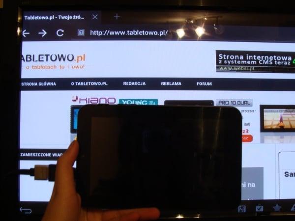 Tabletowo.pl Recenzja tabletu Goclever Tab M703G (wideo) - aktualizacja Nowości Recenzje