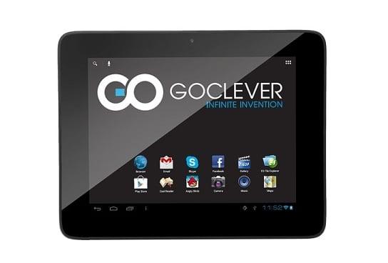 """Tabletowo.pl Goclever Tab R83 (Tab Mini) - dwa rdzenie, Android 4.1, ekran 8"""" Nowości"""