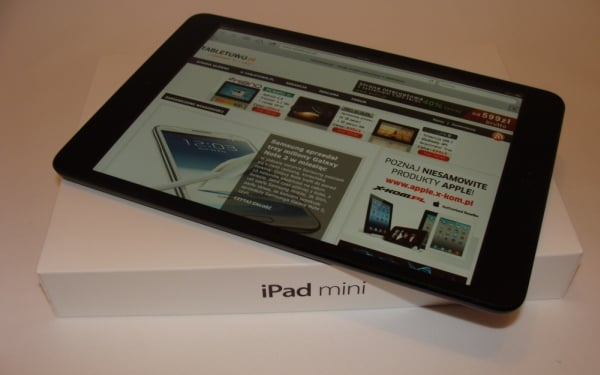 apple ipad mini recenzja test