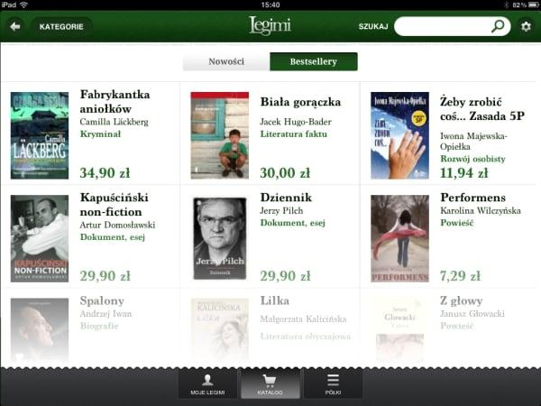 E-booki bez limitów za 19 złotych