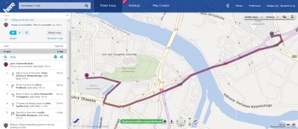 Tabletowo.pl Nokia prezentuje nową wersję map - Here (wideo) Aplikacje Nokia Nowości