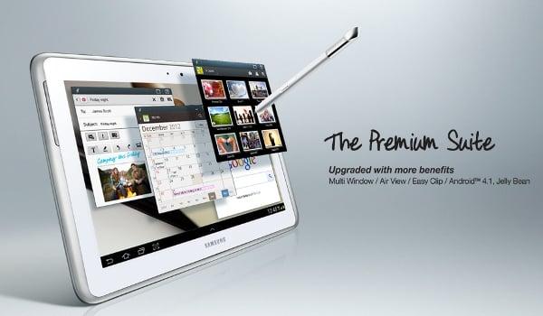 """Tabletowo.pl """"Premium Suite"""" w aktualizacji Galaxy Note 10.1 (wideo) Nowości Samsung"""