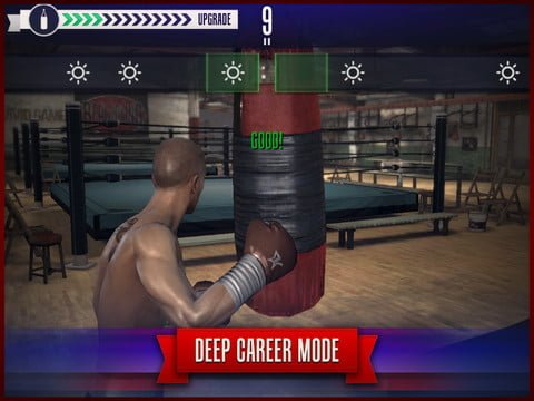 real boxing vivid games