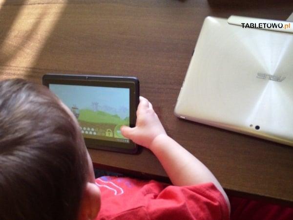 Tabletowo.pl Opinia: Shiru Hitomi 7  jako tablet dla dziecka Nowości Recenzje