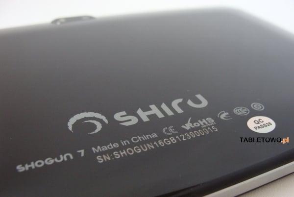 shiru shogun 7 recenzja