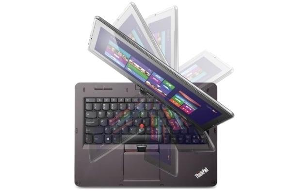 Tabletowo.pl Lenovo ThinkPad Tablet 2 i Twist wkraczają do Polski Nowości