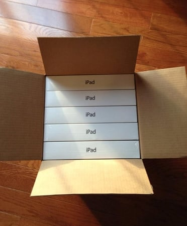 Tabletowo.pl Best Buy wysyła 5 iPadów w cenie jednego - pomyłka, czy chwyt marketingowy? Ciekawostki