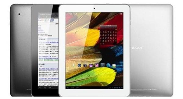 """Tabletowo.pl Ainol Novo 9 FireWire: 9.7"""" 2048x1536, 10000mAh i cztery rdzenie Chińskie Nowości"""