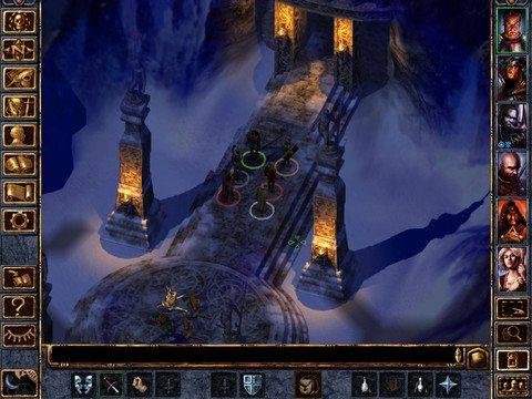 Baldur's Gate: Enhanced Edition na iPada