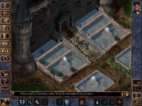 Tabletowo.pl Baldur's Gate: Enhanced Edition na iPada za 9,99 dolarów Aplikacje Nowości