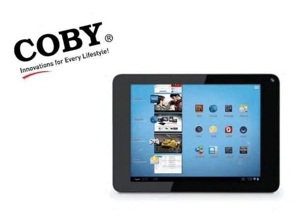 Tabletowo.pl Firma Coby zapowiada serię nowych tabletów Nowości