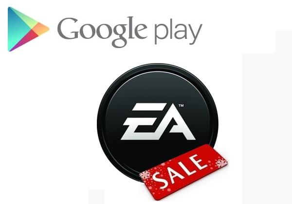 Tabletowo.pl Electronic Arts przecenia wybrane gry na Androida do 0,99 dolarów (aktualizacja) Aplikacje Nowości