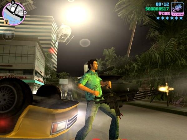 Tabletowo.pl Grand Theft Auto: Vice City już dostępne - Android i iOS Aplikacje Nowości